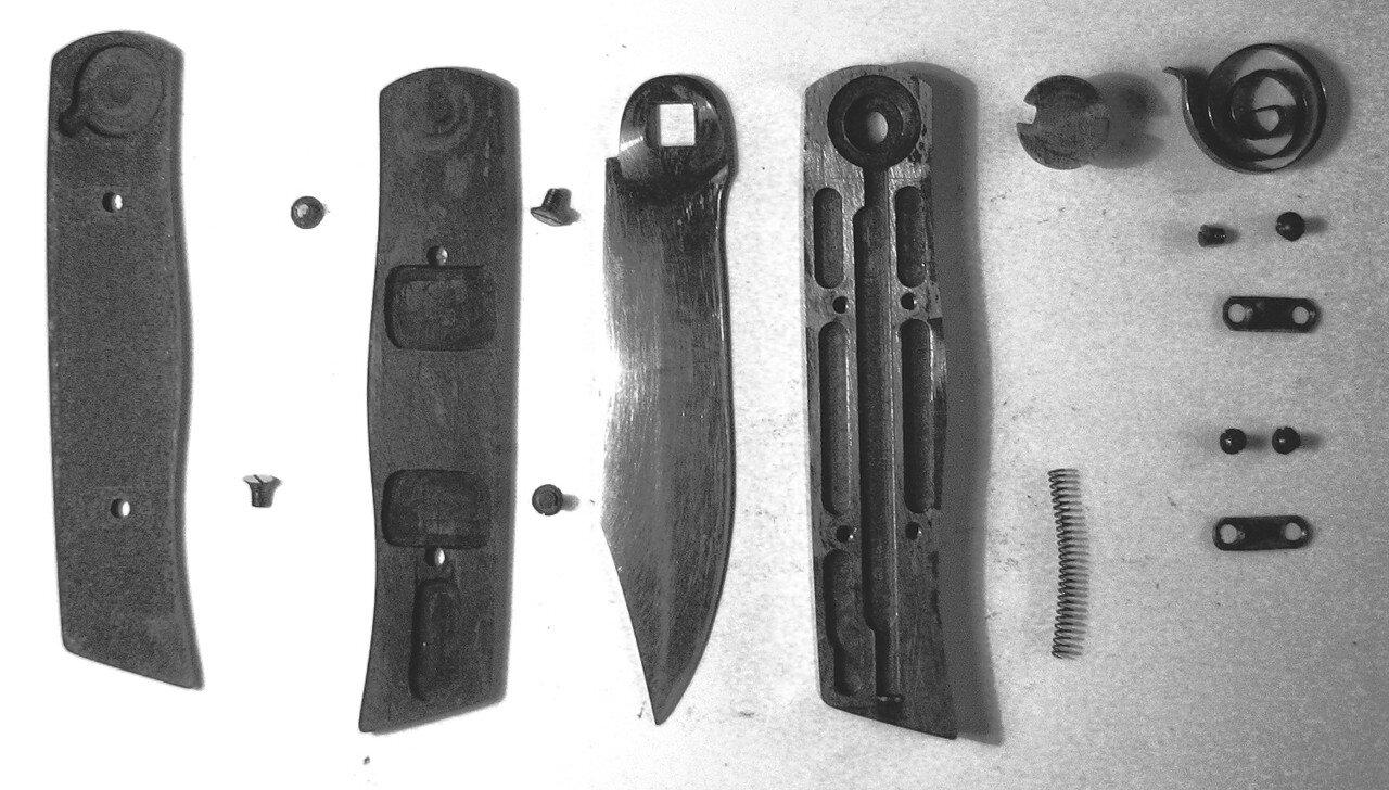 Выкидные ножи сделать своими руками 71